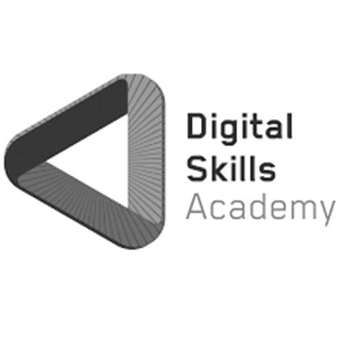 digital skills academy b+w